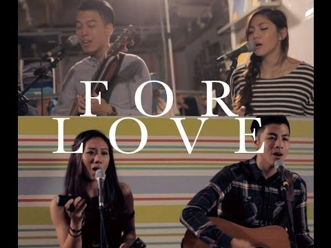 The Sam Willows - For Love (Live Acoustic Secret Shhhow at Rockstar Singapore)
