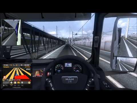 ETS2 Tutorial Deel 2 Ik neem je mee  (Euro Truck Simulator 2)
