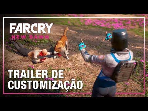 Far Cry: New Dawn: Trailer de Customização thumbnail