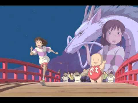 Spirited Away  Reprise & Waltz Of Chihiro  - J  Hisaishi