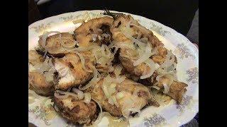 Жареный судак очень вкусно Мужская кухня Как разделать щуку и судака