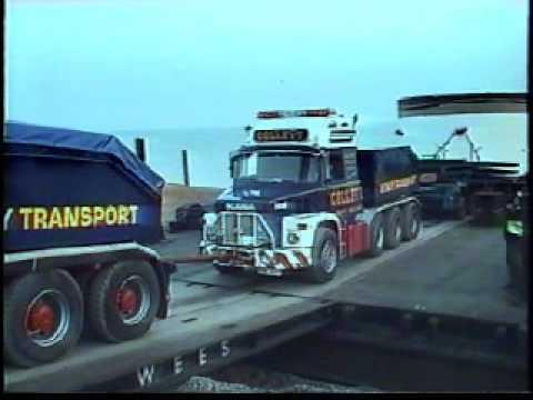 Pmp Dvd 706 Heavy Haulage Truck Beach Hastings 1998 Youtube