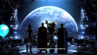 DC UNIVERSE (MMORPG ) [HD][FR] : #1 Intro et Création de Héros