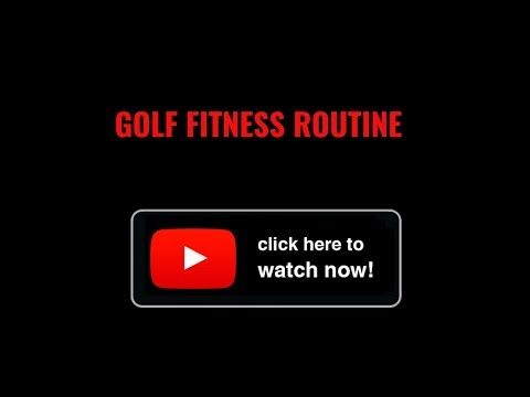 Chris Ownbey Golf fitness in dallas tx with a  new 30 minute workout