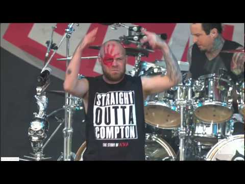 Five Finger Death Punch - Wash it all away (LIVE HD, ROCK AM RING 2017)