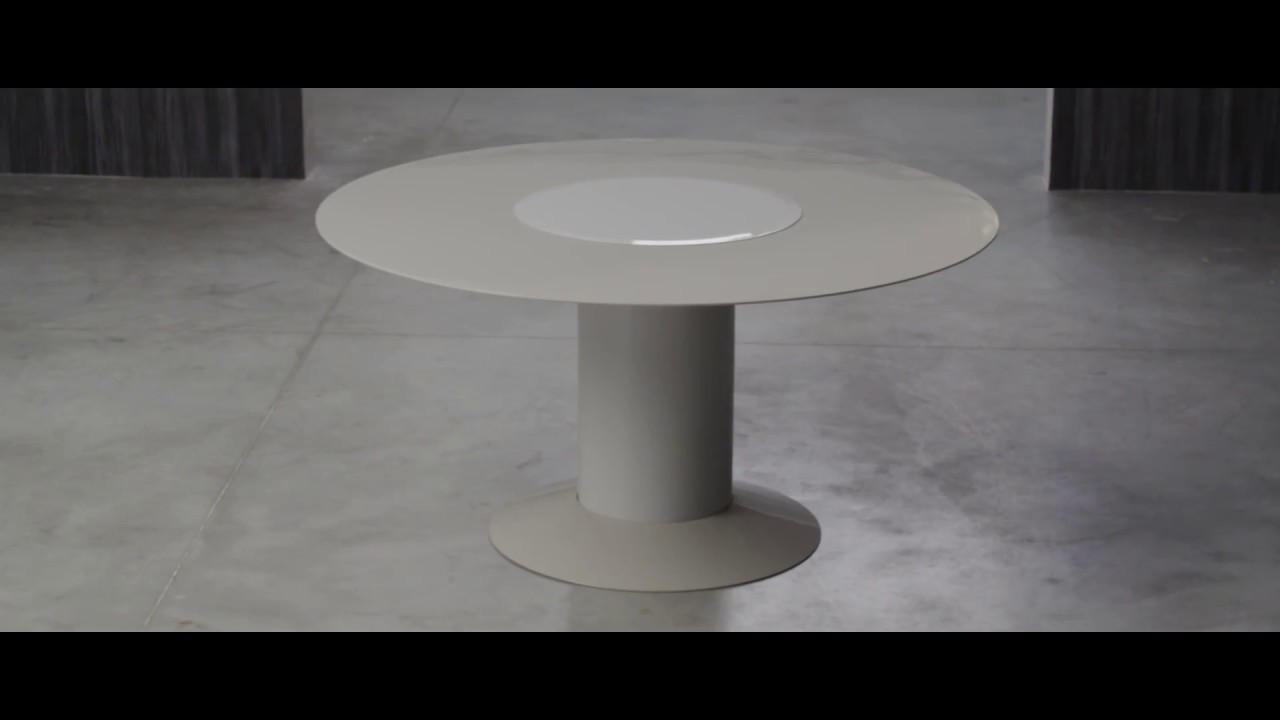 Table De Repas Li Da Design Jean Nouvel Youtube
