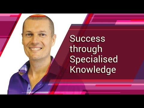 Specialised Knowledge