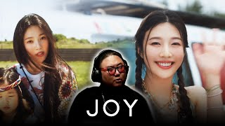 The Kulture Study: JOY 'Hello' MV REACTION & REVIEW