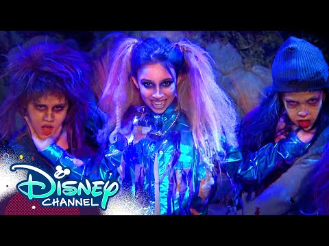 Kylie Cantrall Covers China's Calling All The Monsters!  | Just Roll With It LIVE! | Disney Channel