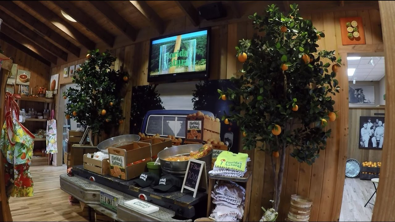 Central Florida Citrus Themed Gifts - Florida's Natural Visitor Center