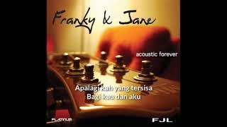 Gambar cover SEPERTI MATA AIR KEHILANGAN SUNGAI - FRANKY & JANE (FULL LIRIK)