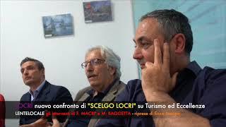 SCELGO LOCRI - secondo incontro su Turismo ed Eccellenze (by EL)