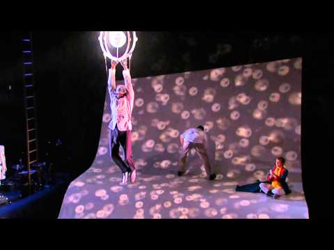 The Little Prince at Lookingglass Theatre