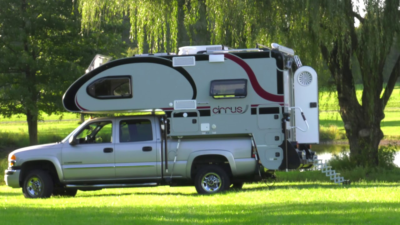 Best Cirrus Truck Campers Bucks County Pa 215 249 8327