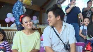 Entertainment News - Cici Panda merayakan ulang tahun anak