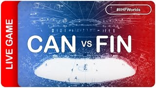 Canada vs Finland | Game 56 | #IIHFWorlds 2016