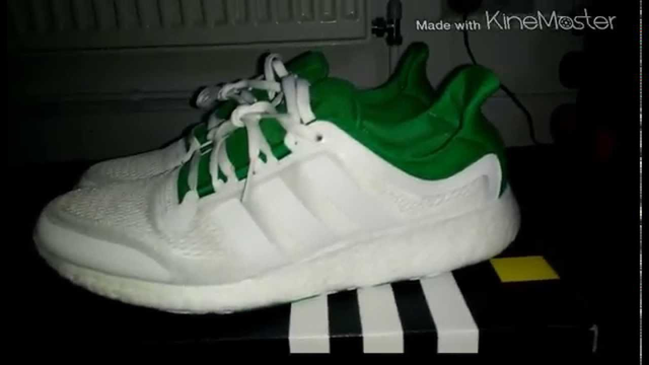 34656a9555deb Adidas Pure Boost Chill Review and Unboxing - YouTube