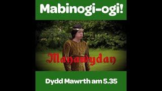 👑 Manawydan sy' nesa ar y Mabinogi-ogi - dere i gwrdd a'r Billy-no-mates