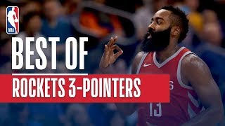 The Houston Rockets Set A New Record For 3's Made In A Season!