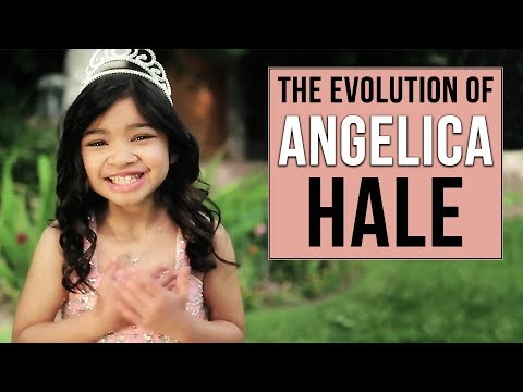 The Evolution of Angelica Hale 2012 2017  Before America's Got Talent