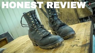 NICKS HANDMADE BOOTS REVIEW - BREAK IN TIME