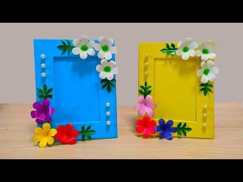 Что можно сделать из картона и цветной бумаги своими руками