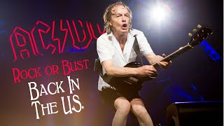 AC/DC's #RockorBust Tour is coming back to the US!
