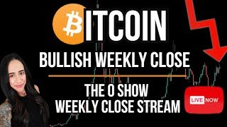 BITCOIN BULLISH WEEKLY CLOSE? ALTCOIN REQUESTS