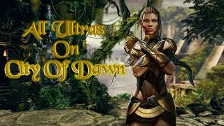 Killer Instinct Season 3 - All Ultras On City Of Dawn