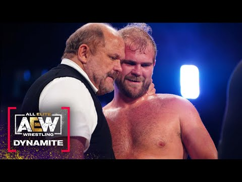 A Legacy Is Born! How Did Brock Anderson Fare In His AEW Debut? | AEW Friday Night Dynamite, 6/18/21