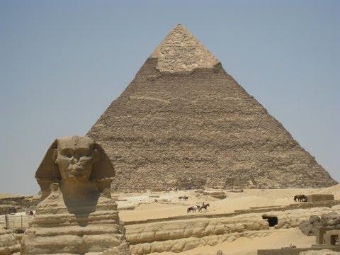 Egypt - Port of Alexandria (Cairo & Giza Pyramids)