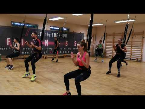 Bungee Fitness w
