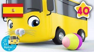 Buster el conejo de Pascua | Nanas para bebés | Buster en Español - Little Baby Bum