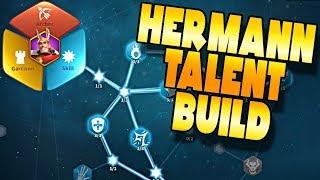 Best Hermann Talent Tree Build   Rise of Civilizations