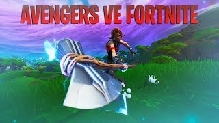 AVENGERS VE FORTNITE 🔥 Jaký je nový LTM? 🔥 (Fortnite: Battle Royale)