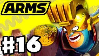 ARMS Preview