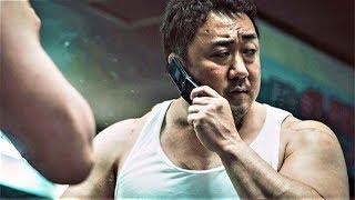 마동석의 진화의 끝판왕을 보여준 영화