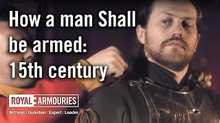 Video How A Man Shall Be Armed: 15th Century download MP3, 3GP, MP4, WEBM, AVI, FLV Mei 2018