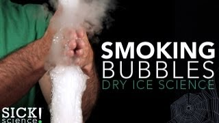 Smoking Bubbles - Sick Science! #111