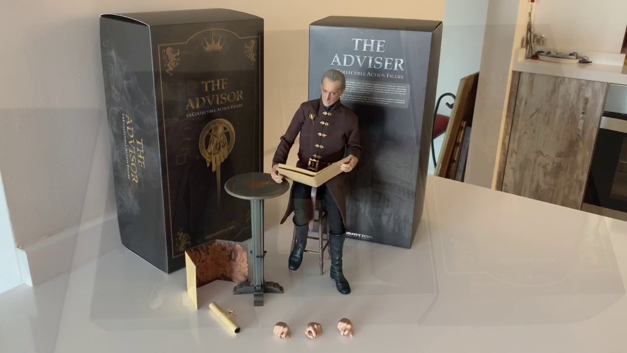Xensation The Advisor Game Of Thrones 1//6 Scale Figure Tywin Lannister