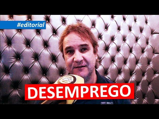 #editorial | DESEMPREGO