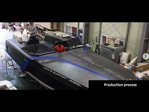 한국컴포짓주식회사(KMCP)_marine leisure equipment such as yachts,boats and custom ships. 요트 보트 해양 레저 장비 제작