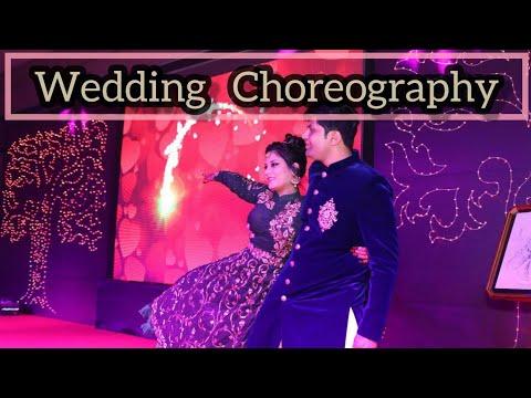 Grooms Surprise Proposal to Bride  Divya&39;s Choreography  Best Sangeet Dance Megha & Parthsangeet
