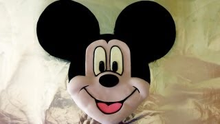 MICKEY CAKE How To Cook That Mickey Mouse Cake by Ann Reardon
