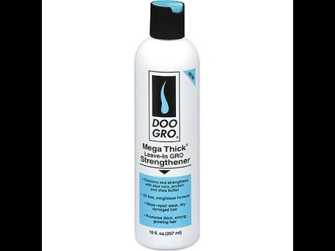 Leave In Conditioner Reviews Doo Gro