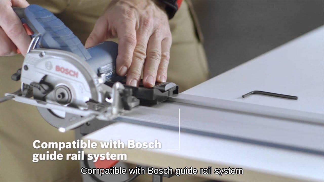 bosch cordless circular saw   gks 10,8 v-li professional - youtube