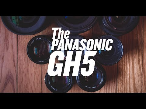 Why I bought the Panasonic GH5 | 2018 Camera Buying Guide