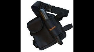 Detector Drop Leg Pouch Holster for Pin Pointers Garrett Metal Detector Xp ProPointer