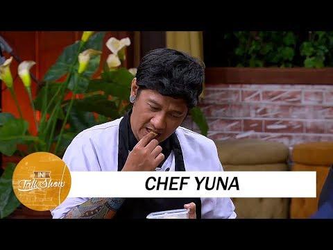 Kelakuan Chef Yuna yang Bikin Ngakak