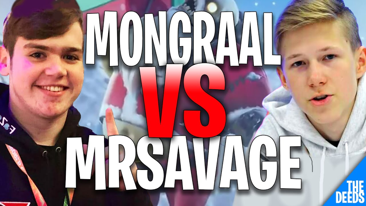 FaZe Mongraal 1 VS 1 MrSavage & Motor | Creative 1v1 *WARMING UP EU BUILD FIGHTS*